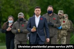Владимир Зеленский, 8 мая 2020 год