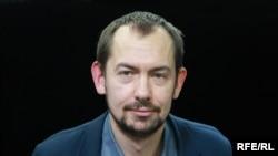 Журналист украинского информационного агентства УНИАН Роман Цимбалюк