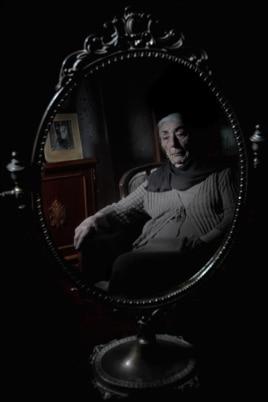 Ужахова Фатима, 1927 г.р. Село Базоркино. Портрет работы Дмитрия Белякова. 5 января 2014