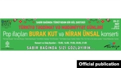 Türkiyənin mədəniyyət və turizm günləri