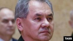 Rusiye Mudafaa naziri Sergey Şoygu
