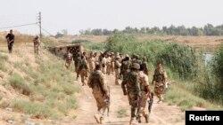 Kurdske jedinice u Kirkuku