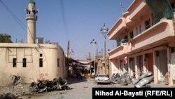 Киркук қаласында мешітте болған жарылыс. Ирак, 7 қыркүйек 2012 жыл.