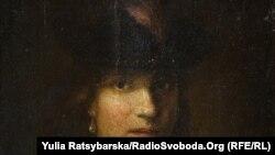 «Жіночий портрет». Фонди Дніпропетровського художнього музею