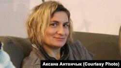 Натальля Агарэлышава