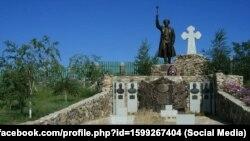 """мемориал """"Донские казаки в борьбе с большевизмом"""" в станице Еланская"""