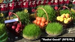 March 21: International Day of Norouz.