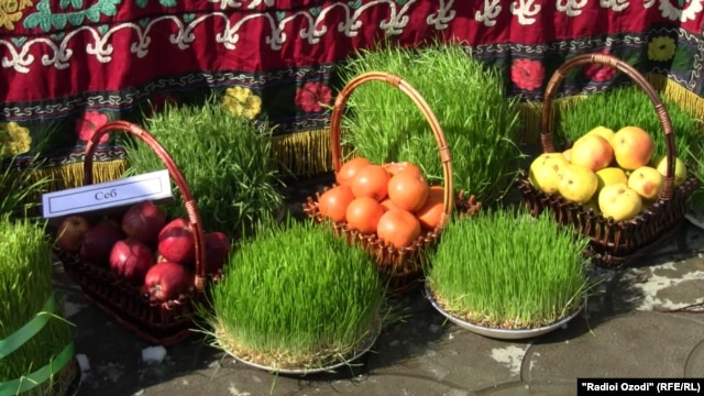 March 21: International Day of Norouz.