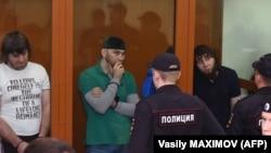 На суде по делу об убийстве Бориса Немцова, 13 июля 2017 года
