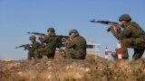 На море и с воздуха: Россия провела масштабные военные учения в аннексированном Крыму (видео)