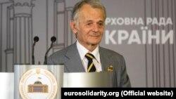 Мустафа Джемілєв, лідер кримськотатарського народу, народний депутат від партії «Європейська солідарність»