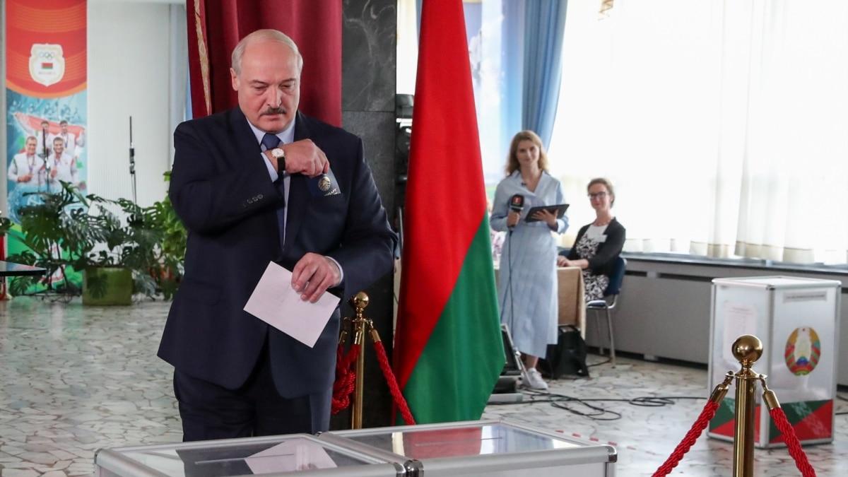 ЦИК Беларуси объявила предварительные результаты выборов. Лукашенко набирает более 80%