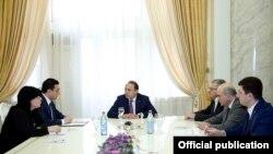Լուսանկարը՝ Հայաստանիկառավարության