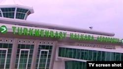 Türkmenbaşy şäherindäki Halkara aeroporty