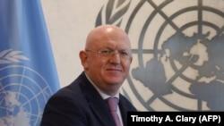 Ambasadorul Vasili Nebenzia la ONU