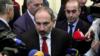 Премьер-министр Никол Пашинян отвечает на вопросы журналистов, Ереван, 30 января 2019 г.