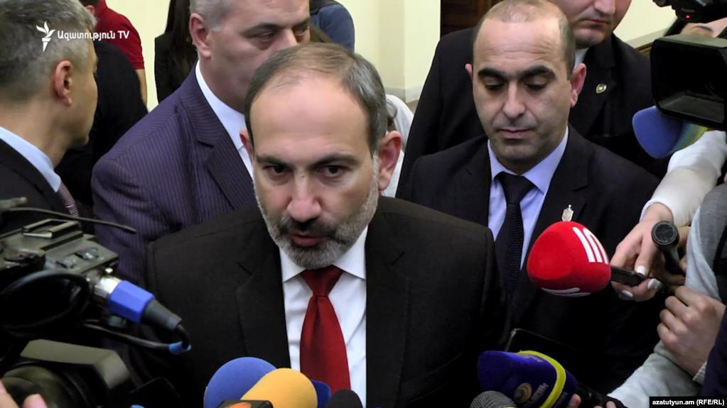 Встречи с Алиевым - это не переговоры, это неформальные контакты - Пашинян