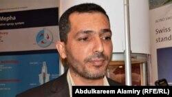حسين عبد الرزاق سويد نقيب صيادلة البصرة