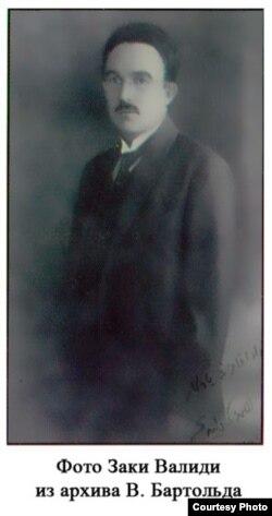 Ahmad Zaki Validiy To'g'on.