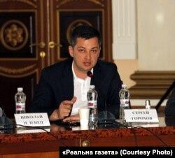 Колишній народний депутат Сергій Горохов