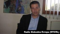 Директорот на кумановски Водовод, Горан Стојковски.