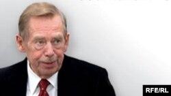 Чехияның бұрынғы президенті Вацлав Гавел.