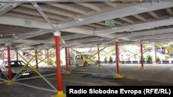 Монтажна гаража во Куманово