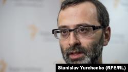 Депутат Верховної ради України Георгій Логвинський