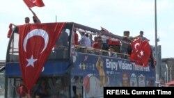 Улицы Стамбула сегодня
