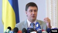 Лідер блоку НУНС В'ячеслав Кириленко