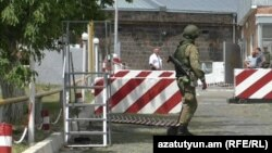 Ռուսական ռազմակայանի պայմանագրային զինծառայողը թեթև վնասվածքով տեղափոխվել է հիվանդանոց