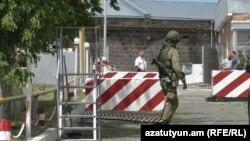 Գյումրիում տեղակայված ռուսական 102-րդ ռազմակայանը, արխիվ