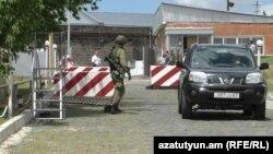 Rusiyanın Ermənistandakı 102 nömrəli bazası