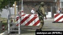 Գյումրիում 102-րդ ռազմակայանի աշխատակիցները գործադուլ են հայտարարել