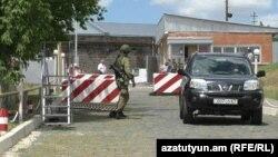 Գյումրիում տեղակայված ռուսական 102-րդ ռազմակայան, 29-ը հուլիսի, 2016թ.