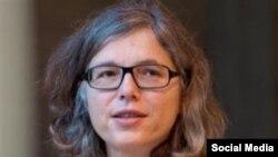 آنکه لویکه (Anke Leweke)، نماینده جشنواره فیلم برلین که به تهران سفر کرد