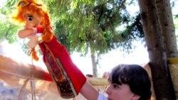 Հովհաննես Թումանյանի անվան Տիկնիկային թատրոնը նախաձեռնել է ներկայացումներ Արցախից եկած երեխաների համար