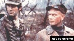 """Screen shot iz filma """"Bitka na Neretvi"""""""