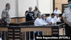 Վրաստան - Գիորգի Ռուրուայի գործով դատավարությունը, Թբիլիսի, 30-ը հուլիսի, 2020թ.