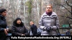 Родичі обвинувачених, дружина головного обвинуваченого, Ірина Сукачова