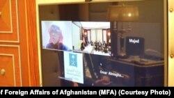 د افغانستان د بهرنیو چارو وزیر او د سعودي عربستان د سوداګرۍ وزیر د همکاریو پر پراختیا هوکړه وکړه