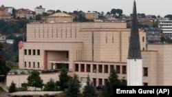 İstanbuldakı ABŞ Baş Konsulluğu