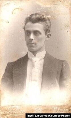 Александр Георгиевич Голованов (сын купца Георгия Голованова)