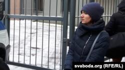 Журналістка Вольга Чайчыц, архіўнае фота