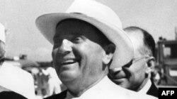 Josip Broz Tito, 1956.