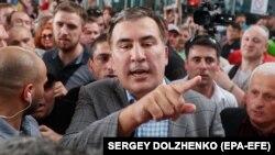 M.Saakaşvili
