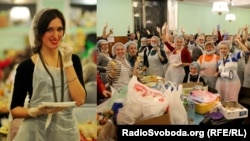 Ніч на кухні Євромайдану: гори запасів, краса по-українськи та народні пісні