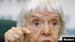 Lyudmila Alekseyeva (file photo)