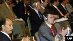 در بیانیه نشست دمشق تصریح شده است که «باید کانال های اطلاعاتی پیرامون مسائل امنیتی فعال شوند.» (عکس: AFP)