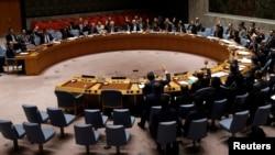 Совет Безопасности ООН.